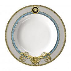 Rosenthal Versace Prestige Gala Le Bleu Suppenteller 22 cm