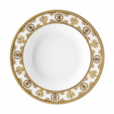Rosenthal Versace I love Baroque - Bianco Suppenteller 22 cm