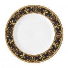 Rosenthal Versace I love Baroque - Nero Frühstücksteller 22 cm