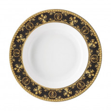 Rosenthal Versace I love Baroque - Nero Suppenteller 22 cm