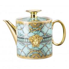 Rosenthal Versace La Scala del Palazzo - Verde Teekanne 6 Personen 0,90 L