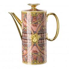 Rosenthal Versace La Scala del Palazzo - Rosa Kaffeekanne 6 Personen 1,20 L