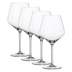 Spiegelau Gläser Style Rotwein Ballon / Burgunder Glas Set 4-tlg. 640 ml