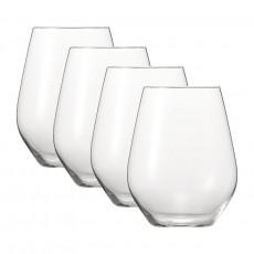 Spiegelau Gläser Authentis Casual Universalbecher L 4er Glas Set 460 ml