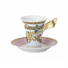 Rosenthal Versace Le Jardin de Versace Espresso/Mokkatasse 2 tlg. 0,09 L