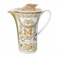 Rosenthal Versace Le Jardin de Versace Kaffeekanne 6 Personen 1,2 L