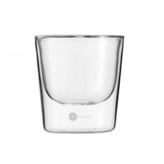 Jenaer Glas Gourmet Food & Drinks - Hot n Cool Becher Primo M 2er Set 186 ml / h: 87 mm