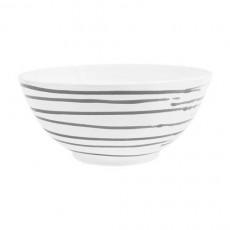 Gmundner Keramik Graugeflammt Schüssel d: 20 cm / 1 L