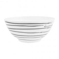 Gmundner Keramik Graugeflammt Schüssel d: 23 cm / 1,5 L