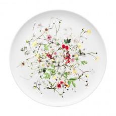 Rosenthal Brillance Fleurs Sauvages Brotteller Coup 18 cm