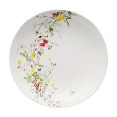 Rosenthal Brillance Fleurs Sauvages Suppenteller Coup 21 cm