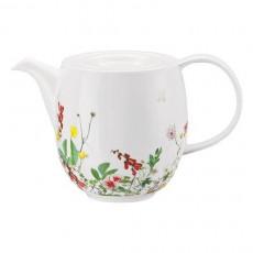Rosenthal Brillance Fleurs Sauvages Kaffeekanne 6 Personen 1,50 L