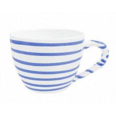 Gmundner Keramik Blaugeflammt Tee-Obertasse Maxima 0,4 L
