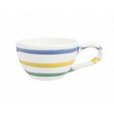 Gmundner Keramik Buntgeflammt Espresso Obertasse 0,06 l