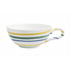 Gmundner Keramik Buntgeflammt Tee Obertasse 0,17 l