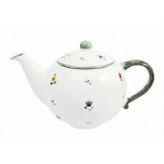 Gmundner Keramik Streublumen Teekanne glatt 1,5 l