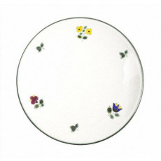 Gmundner Keramik Streublumen Untertasse Cup 15 cm