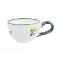 Gmundner Keramik Streublumen Espresso Obertasse 0,06 l