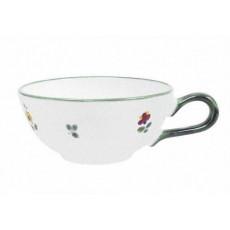 Gmundner Keramik Streublumen Tee Obertasse glatt 0,17 l