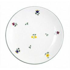 Gmundner Keramik Streublumen Frühstücksteller Cup 20 cm