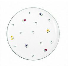 Gmundner Keramik Streublumen Speiseteller Cup 25 cm