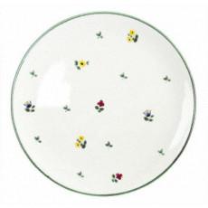 Gmundner Keramik Streublumen Speiseteller Cup 32 cm
