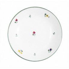 Gmundner Keramik Streublumen Suppenteller Cup 20 cm