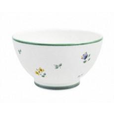 Gmundner Keramik Streublumen Müslischale 14 cm