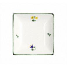 Gmundner Keramik Streublumen Snack Schale 11 x 11 cm