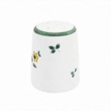 Gmundner Keramik Streublumen Salzstreuer glatt 5 cm