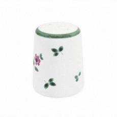 Gmundner Keramik Streublumen Pfefferstreuer glatt 5 cm