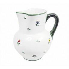 Gmundner Keramik Streublumen Krug Wiener Form 1 l