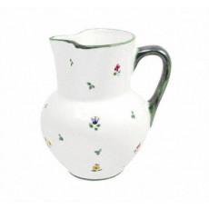 Gmundner Keramik Streublumen Krug Wiener Form 1,5 l