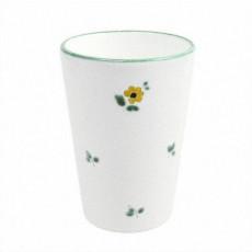 Gmundner Keramik Streublumen Trinkbecher 11 cm