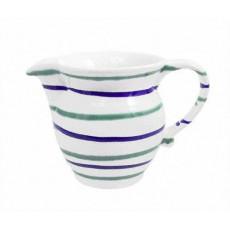 Gmundner Keramik Traunsee Milchgießer glatt 0,3 l - Höhe ca. 9,5 cm