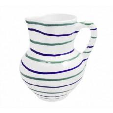 Gmundner Keramik Traunsee Krug Wiener Form 1 l
