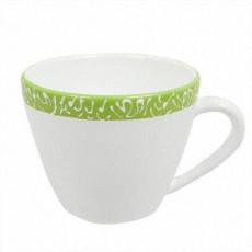 Gmundner Keramik Selektion Apfelgrün Espresso Obertasse Gourmet 0,06 l