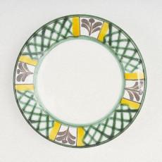 Gmundner Keramik Jagd Kaffee-/Tee Untertasse Cup 15 cm