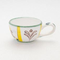 Gmundner Keramik Jagd Mokka Obertasse glatt 0,06 l