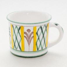 Gmundner Keramik Jagd Kaffee Häferl glatt 0,24 l