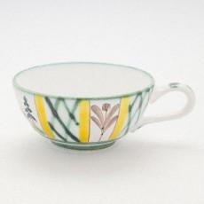 Gmundner Keramik Jagd Tee Obertasse glatt 0,17 l