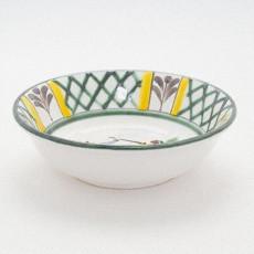 Gmundner Keramik Jagd Kompottschale 14 cm
