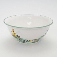 Gmundner Keramik Jagd Salatschüssel 26 cm
