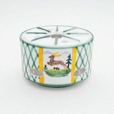 Gmundner Keramik Jagd Teewärmer glatt 14 cm