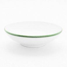Gmundner Keramik Grüner Rand Salatschale 17 cm