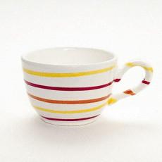 Gmundner Keramik Landlust Kaffee Obertasse glatt 0,19 l