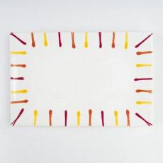 Gmundner Keramik Landlust Platte rechteckig 30x20 cm
