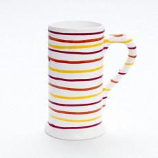 Gmundner Keramik Landlust Bierkrug Form-A 0,5 l