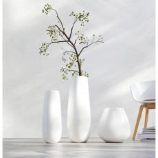 ASA Ease XL Vase weiß h: 45 cm / d: 18 cm