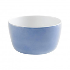 Kahla Magic Grip Wildblume - Five Senses Schüssel Midi - Aquarell Blau 19 cm